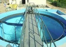 Detritor Sewage Treatment Equipment