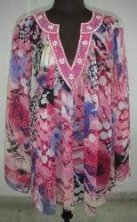Ladies Polyester Tunic