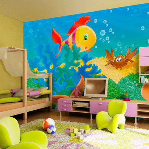 Attractive Kids Room Paintings   Children Room Paintings Latest Price, Manufacturers U0026  Suppliers
