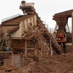 Mineral Crushing Plant