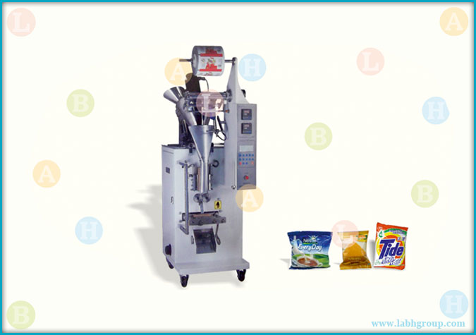 Automatic Pouch Packaging Machine for Spices