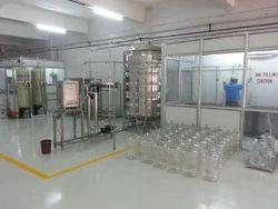 Mineral Water Jar Project Small