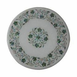 Designer Marble Round Table