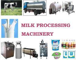 Milk Processing Machinery