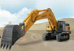 Hyundai Excavator Repair Services