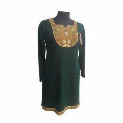 Ladies Designer Knitted Kurti