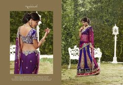 Fabulous Party Wear Designer Lehenga Sarees