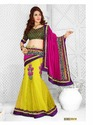 Artistic Bollywood Designer Saree