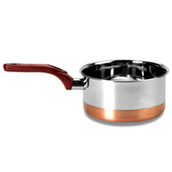 sandwich bottom saucepan
