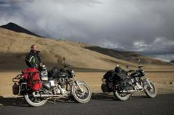 Rajasthan Tour Package on Royal Enfield Bullet Bikes