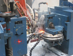 High Frequency Vacuum Tube Welder