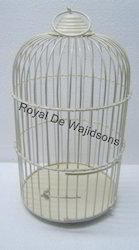 wedding centerpiece cage
