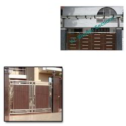Stainless Steel Gate for Home