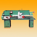 V-Belt Lathe Machines