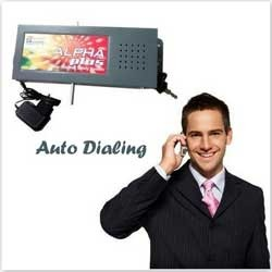 GSM Alpha Plus Auto Dialing System