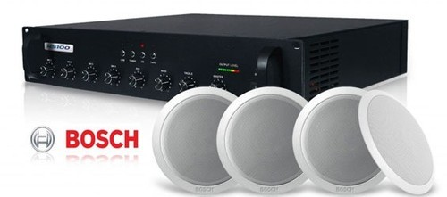 Bosch Ceiling Speakers Mrh Digital Systems Private