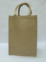 Cotton Handle Jute Bags