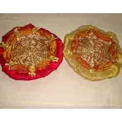Decorative Cane Baskets for fruits & dry fruits