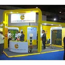 Fabricated Booth Service