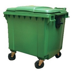 Giant Wheeled Waste Bins 1100 lit