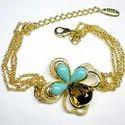 Floral Design Bracelets