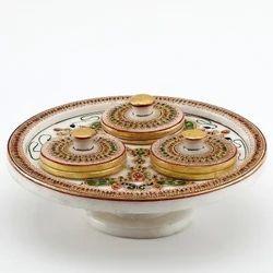 Marble Bowl Set