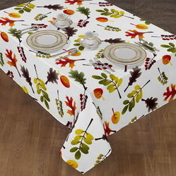 Alluring Printed Table Cloth