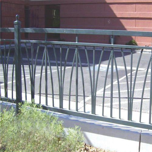 Steel Wall Compound : Compound wall grills ambattur industrial