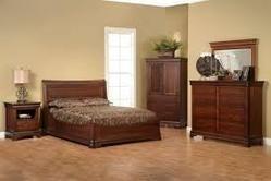 Wooden Bedroom Set