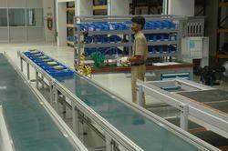 Aluminum Belt Conveyors