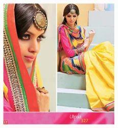 Elegant Look Designer Chanderi Silk Sarees