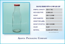 500 Ml Juice Bottle