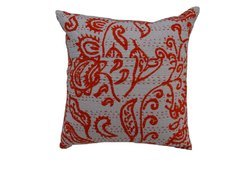 New Cotton Kantha Tribal Cushion Cover