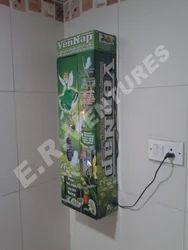 Wash Room Accessories - Sanitary Napkin Vending Machine