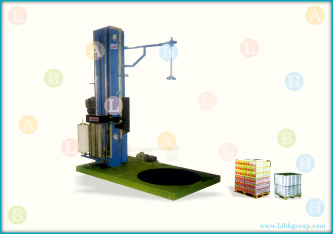 Automatic Pallet Stretch Wrapping Equipment
