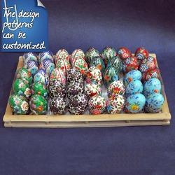 Custom Hand Painted Easter Eggs - Easter Eggs for Wholesale