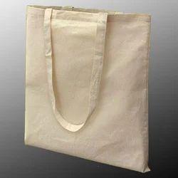 Wide Calico Bag