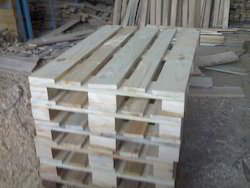 Export Pine Wood Pallets