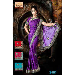 Jacquard Fabric Designs Sarees
