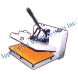 Manual Transfer Fusing Machine