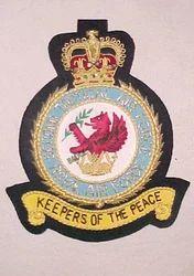 Raf Second Tactical Airforce Blazer Badge