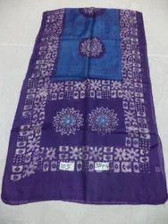 pure silk batik printed scarves