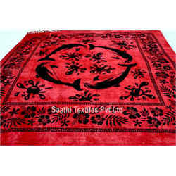 Sanganeri Block Printed Bed Sheets