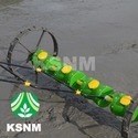 Wetland Manual Operating Seeding Machine