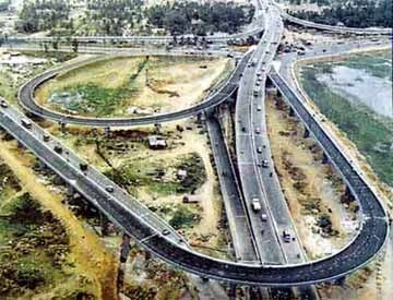Major Structures Hebbal Flyover Bangalore Service