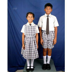 School Uniform Girls Pinafore