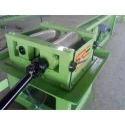 Round Bar Polishing Machine