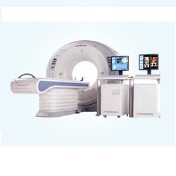 CT Scan Machine (Aquilion 64)