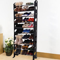 10 Tier Shoe Rack Organise