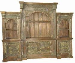 Bookshelf Repurposed
